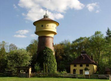 Wasserturm in Dhronecken