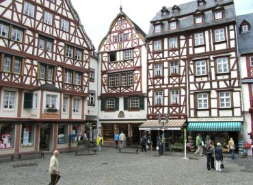 Altstadt in bernakstel