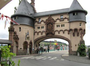 Brückenschenke in Traben-Trabach